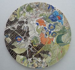 Platter 18020: Oyster Plant, Luce Bay